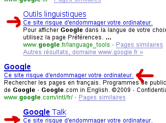 Google a été piraté ?