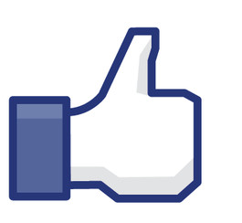 bouton like facebook